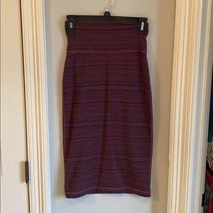 Lululemon Skirt